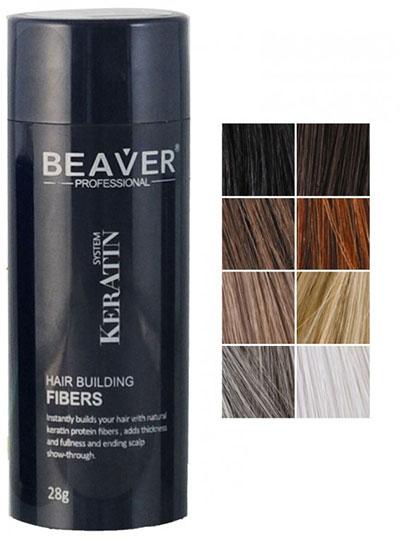 Beaver-hiustuuhenteet