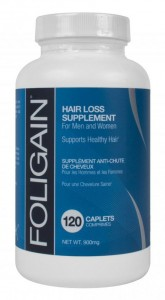 Foligain Hair Loss Supplement (120 Capsules)