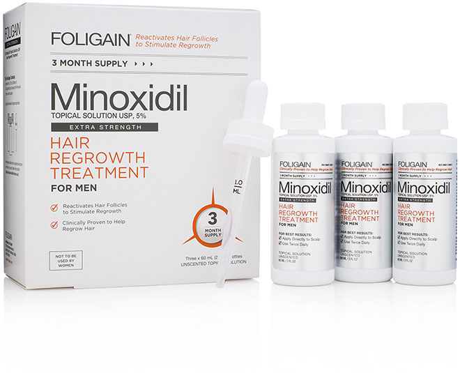 Foligain Minoxidil 5 %