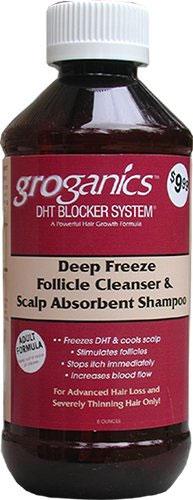 Groganics DHT Blocker System