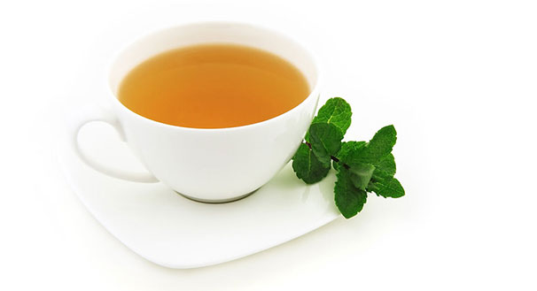 vihreää teetä